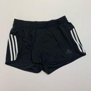 Adidas climate black shorts size M